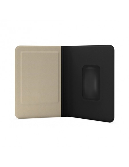 Funda EBook BQ Galatea para Cervantes 3/4 negra