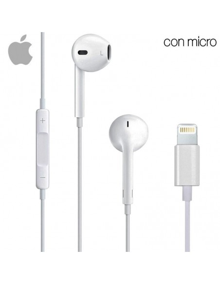 Auriculares Apple (Lightning) originales iPhone 7 / 8 / X / XS / XR bulk (Sueltos)