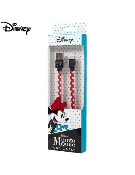 Cable USB licencia Disney lightning iPhone 5 / 6 / 7 / 8 / X / XR