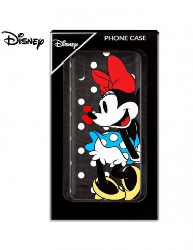 Carcasa TPU iPhone XR licencia Disney Minnie