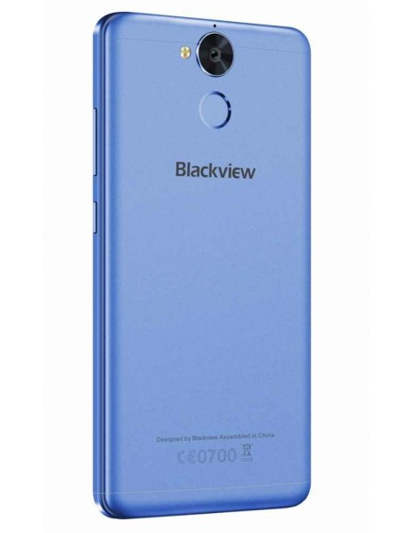 Blackview Business 4G1 64GB / 4GB RAM dual SIM azul y negro (Iron Blue)