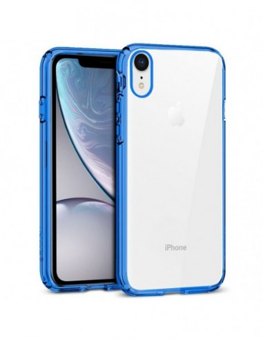 Carcasa TPU transparente iPhone XR...