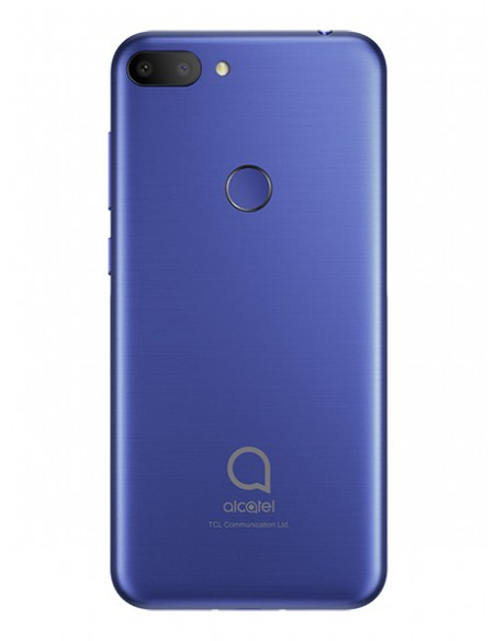 "Alcatel 1S (2019) 5,5"" 32GB / 3GB RAM dual SIM azul (Metallic Blue)"