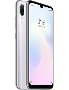 "Redmi Note 7 6,3"" 128GB / 4GB RAM blanco lunar (Moonlight White)"