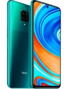 "Redmi Note 9 Pro 6,67"" 128GB / 6GB RAM verde tropical (Tropical Green)"