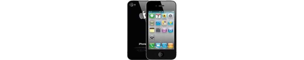 Fundas, protectores y accesorios para Apple iPhone 4 y iPhone 4S